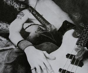 duff mckagan, Guns N Roses, and music image