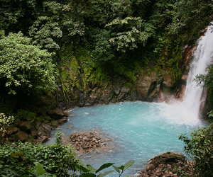 costa rica, photography, and ethereal image