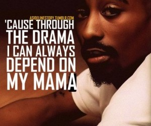 2pac, drama, and Lyrics image