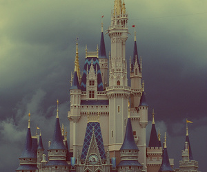 disney, castle, and Dream image