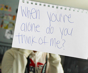 alone, think, and afe image