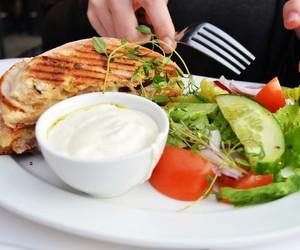 food, girly, and swedish image