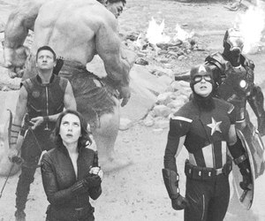 Avengers and the avengers image