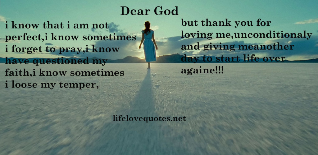 Famous Religious Quotes About Life Pleasing Thank God For My Lifelove  Quotes About Life  Beautiful Love Quotes