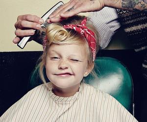 girl, hair, and kids image