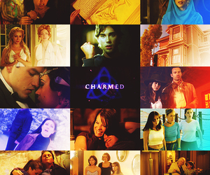 charmed, nice, and Collage image