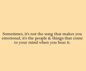 quote, music, and song image