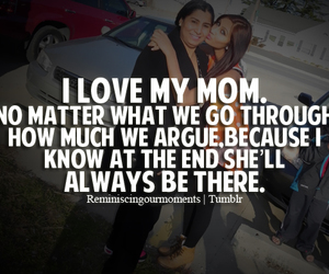 mom and quote image