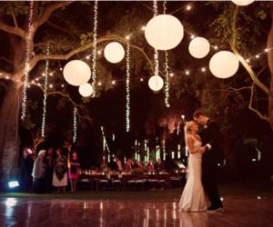 love, light, and wedding image
