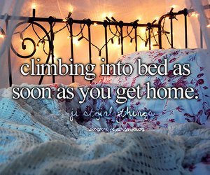 bed, just girly things, and home image