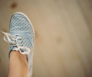 shoes, blue, and photography image