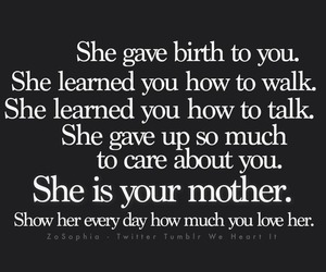 mother and love image