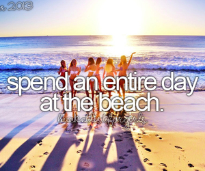 beach, before i die, and girl image