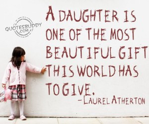daughter and quotes image