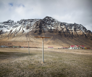 iceland, landscape, and mute image