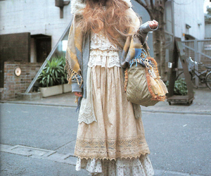 fashion, japanese fashion, and cult party kei image