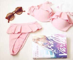 summer, bikini, and fashion image