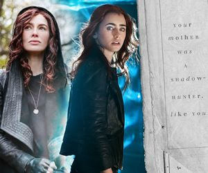 the mortal instruments, shadowhunters, and clary image