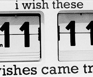 11:11 and wish image