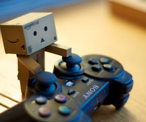 danbo, game, and sony image