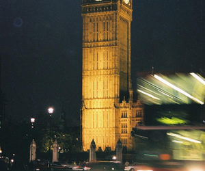 tower clock, Big Ben, and london image