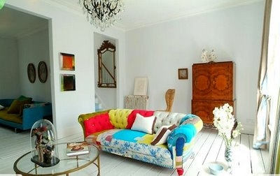 bohemian, decoration, and home image