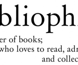 book, bibliophile, and quote image