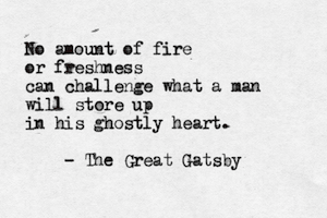 10 Great Quotes From The Great Gatsby :: Blogs :: List of the ...