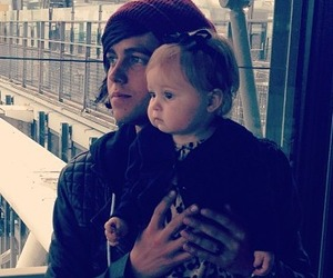 kellin quinn, sleeping with sirens, and copeland quinn image