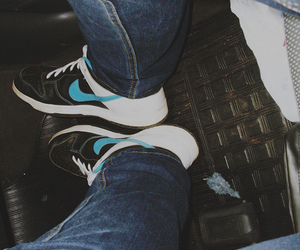 jeans and nike image