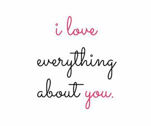 love, everything, and you image