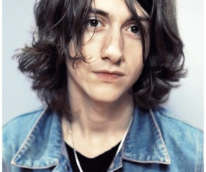 alex turner, gorgeous, and hair image