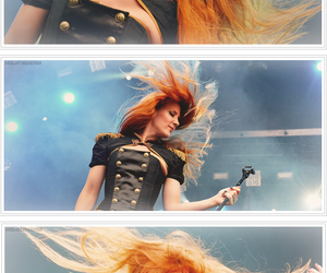 beauty, Epica, and red hair image