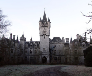 castle, belgium, and photography image
