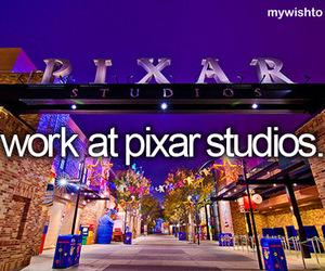 girl, quote, and pixar studios image
