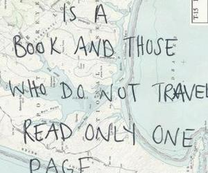book, life, and travel image