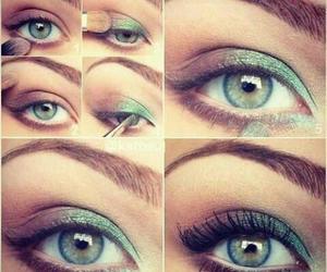 cosmetic, cosmetics, and eye shadow image