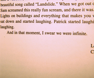 infinite and the perks of being a wallflower image