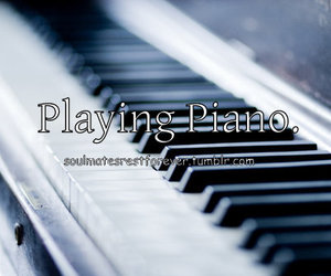 amazing, piano, and talent image