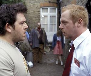 shaun of the dead and zombies image