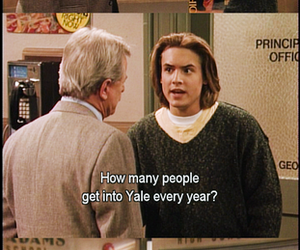 boy meets world, funny, and yale image