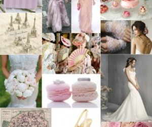 bouquet, bridal gown, and bride image