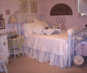 pastel, room, and shabby chic image