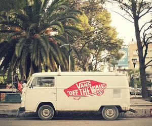 vans, summer, and car image