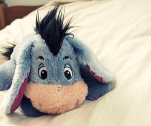 cute, eeyore, and disney image
