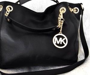 bag, black, and cool image