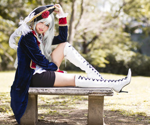 aph, cosplay, and female image