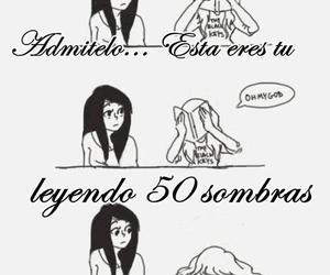 books and 50 sombras de grey image