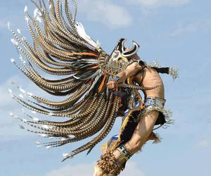 aztec, mexico, and dance image