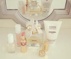 chanel, marc jacobs, and perfume image